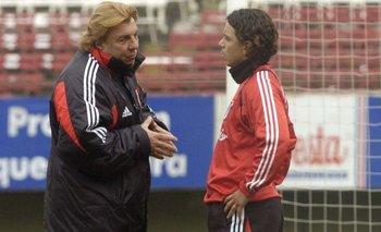Gallardo y Merlo, a las piñas en River: revelan nuevos detalles | Fútbol