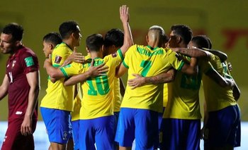 Eliminatorias Qatar 2022: Brasil superó a Argentina en la tabla | Mundial qatar 2022