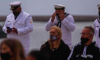Homenajearon a los 44 tripulantes del ARA San Juan a tres años del hundimiento | Ara san juan