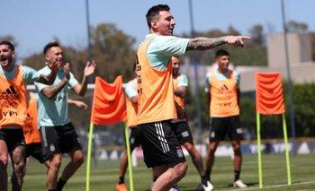 El probable equipo de la Selección Argentina para visitar a Perú | Fútbol