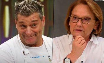 MaserChef: el Turco García le puso un insólito apodo a Dolli Irigoyen | Masterchef celebrity