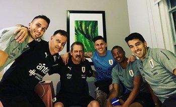 Las imágenes que asustan a todo River tras el positivo de Luis Suárez | Fútbol