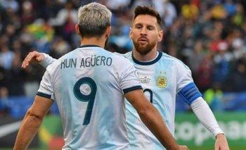"""¿Se junta con Messi? Barcelona intentará contratar al """"Kun"""" Agüero   Fútbol"""