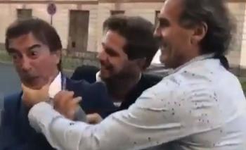Vignolo, Ruggeri y un video maltratando a Benedetto que se hizo viral | Pollo vignolo