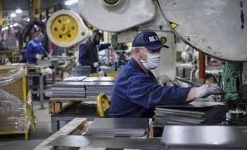 Primer resultado positivo interanual de la industria en 2020 | Reactivación económica