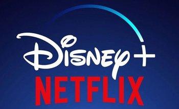 Netflix saludó a Disney Plus en un divertido cruce por Twitter | En redes
