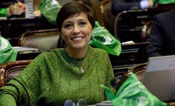 Aborto Legal: Mayra Mendoza celebró el envío del proyecto al Congreso | Aborto legal