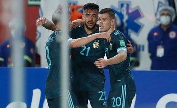 La Selección Argentina subió un puesto en el último ranking FIFA | Fútbol