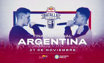 Red Bull Batalla de los Gallos: por dónde ver en vivo en Argentina, fecha y hora | Freestyle