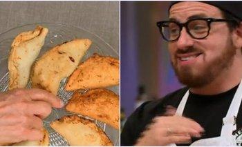MasterChef: Fede Bal preparó unas empanadas salteñas incomibles  | Televisión