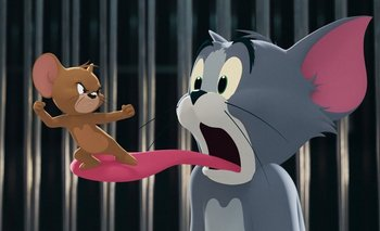 Hay adelanto: Tom y Jerry vuelven a la pantalla grande | Cine