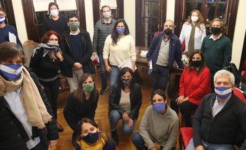 Piden la interpelación de Acuña por sus dichos contra los docentes | Legislatura porteña