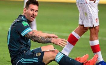 Messi llegó a Barcelona, explotó ante periodistas y apuntó a Hacienda   España