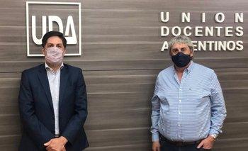 Se comienza a delinear la próxima paritaria nacional docente   Coronavirus en argentina