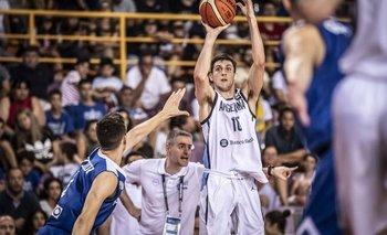 Leandro Bolmaro, el nuevo jugador argentino elegido para la NBA | Nba