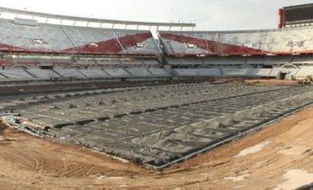 Así está el estadio Monumental hoy: ¿cuándo terminan las obras? | Fútbol