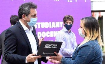 Massa destacó a la educación pública, tras los dichos de Acuña | Educación