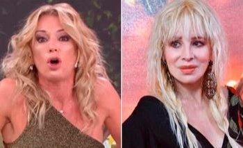 Yanina Latorre provocó e insultó a Nacha Guevara en un video   Famosos
