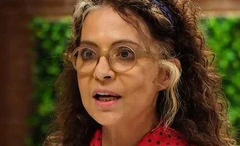 El asco de Patricia Sosa por ver una vaca colgada de un gancho | Televisión