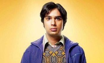 The Big Bang Theory: la sorprendente transformación de Raj   Series