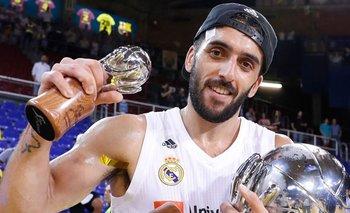 La emotiva despedida de Campazzo del Real Madrid antes de llegar a la NBA | Básquet