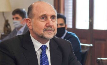 El gobernador Omar Perotti dio positivo de coronavirus | Covid-19
