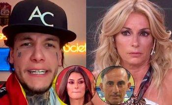 Alex Caniggia lanzó un mensaje demoledor contra la familia Latorre | Farándula