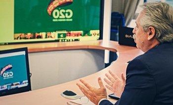 Alberto participará de manera virtual de la primera cumbre del G20   Alberto fernández