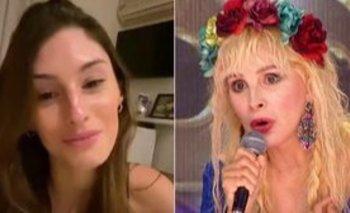 La reacción de Nacha Guevara tras la renuncia de Lola Latorre   Cantando 2020