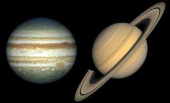 Júpiter y Saturno se verán como un planeta doble en diciembre | Espacio exterior
