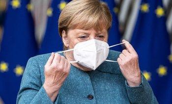 Alemania prohibió los barbijos de tela en lugares públicos | Coronavirus