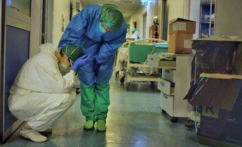 Síndrome de Burnout, el problema de los médicos en pandemia | Pandemia