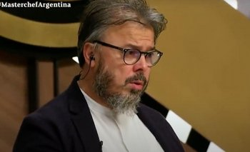 Masterchef: Donato De Santis confesó por qué ganó Gastón Dalmau | Masterchef celebrity