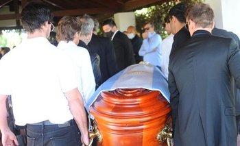 Empresarios y políticos participaron del funeral de Brito | Jorge brito