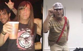 El Chavo metalero reapareció y se disfrazó para una publicidad: el video viral | #atr