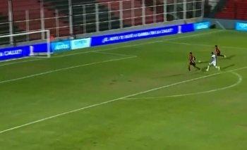 VIDEO: El increíble gol que erró Patronato en el final del partido ante Gimnasia | Fútbol
