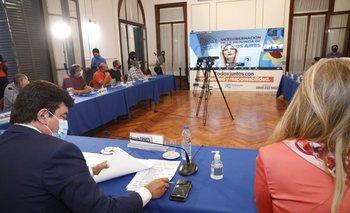La Matanza: reunión del Consejo Consultivo para el Planeamiento | La matanza