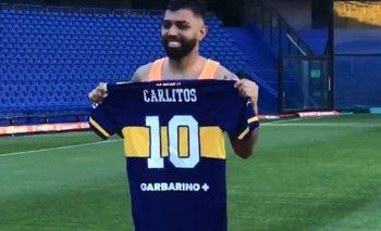"Boca le regaló una camiseta al ""verdugo"" de River en la última Libertadores | Fútbol"