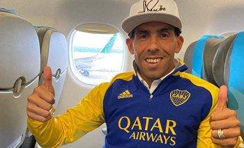 Boca: el importante anuncio de Carlos Tevez que alegra a los hinchas | Fútbol