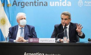 Agustín Rossi apuntó contra la campaña antivacunas del macrismo | Vacuna del coronavirus