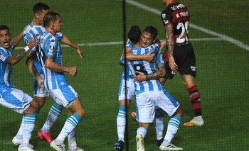 En medio del escándalo, el posteo de Diego Milito tras el empate de Racing | Fútbol