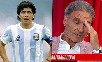 Murió Diego Maradona: la tristeza de Ruggeri al aire de ESPN | Campeones del 86