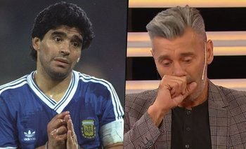 Murió Maradona: las lágrimas de Goycochea al recordarlo | Televisión