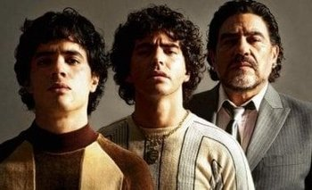 La serie de Maradona se enfrenta a una nueva y polémica traba | Series
