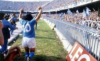 El estadio de Napoli se llamará Diego Armando Maradona | Italia
