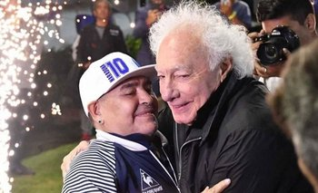 Guillermo Coppola reveló si tuvo relaciones con Maradona   Televisión