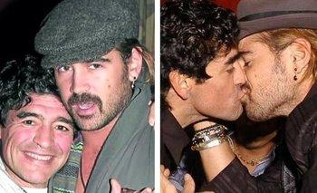 Colin Farrell, el actor de Hollywood que se enamoró de Maradona | Hollywood