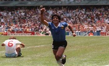 Maradona, símbolo nacional | Murió diego maradona