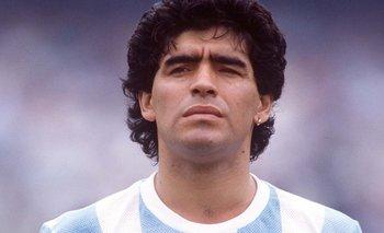 Contundente expresión de amor a Diego Maradona  | Murió diego maradona