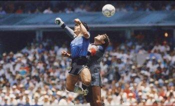 El deplorable comentario de Peter Shilton contra Maradona   El arquero nunca lo superó